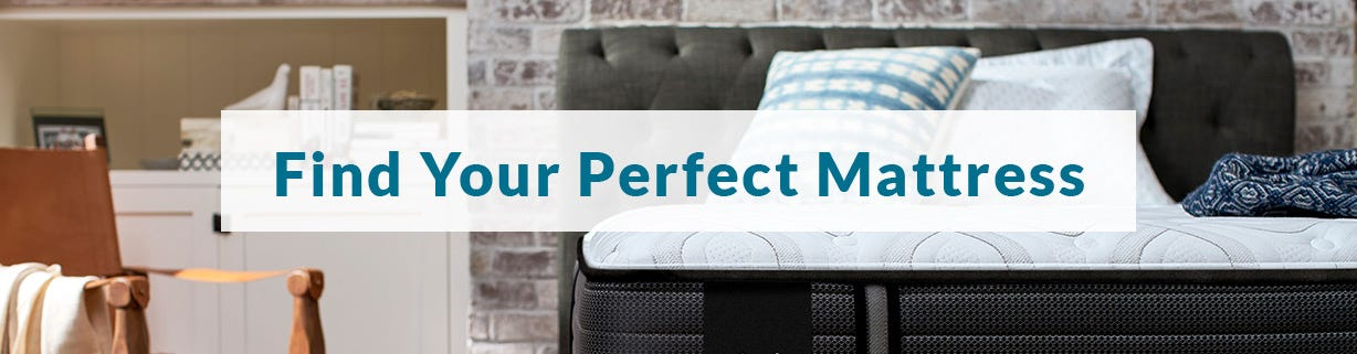 Find your perfect mattress
