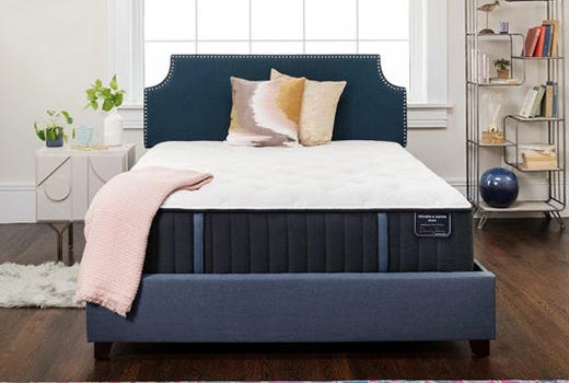 Stearns and Foster Estate Hurston Luxury Firm Mattress