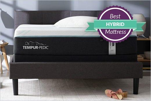 Tempurpedic Tempur Pro Adapt Medium Hybrid 12 Inch Mattress