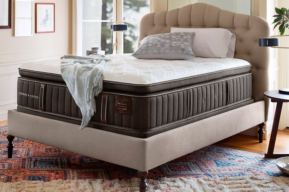 Stearns Amp Foster Lux Estate Mattress Reviews