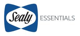 sealy essentials logo