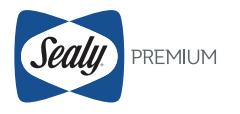 sealy premium logo
