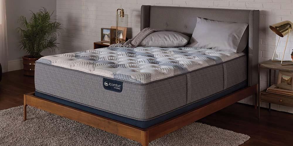 Serta Icomfort Hybrid Blue Fusion 200 Plush Mattress Review