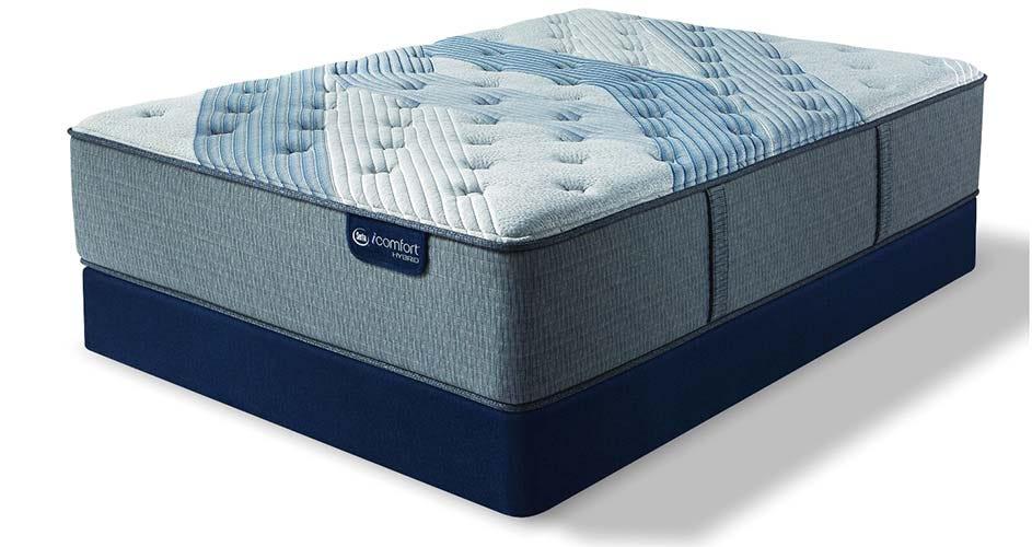 Serta iComfort Hybrid Blue Fusion 3000 Firm lifestyle