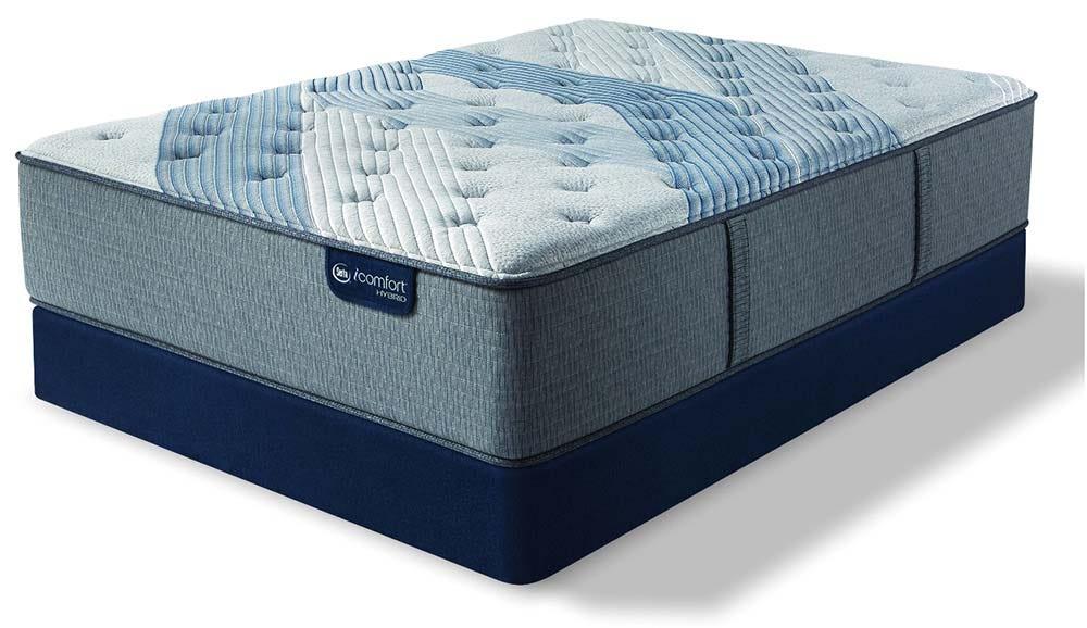Serta Icomfort Hybrid Blue Fusion 3000 Plush Mattress Review