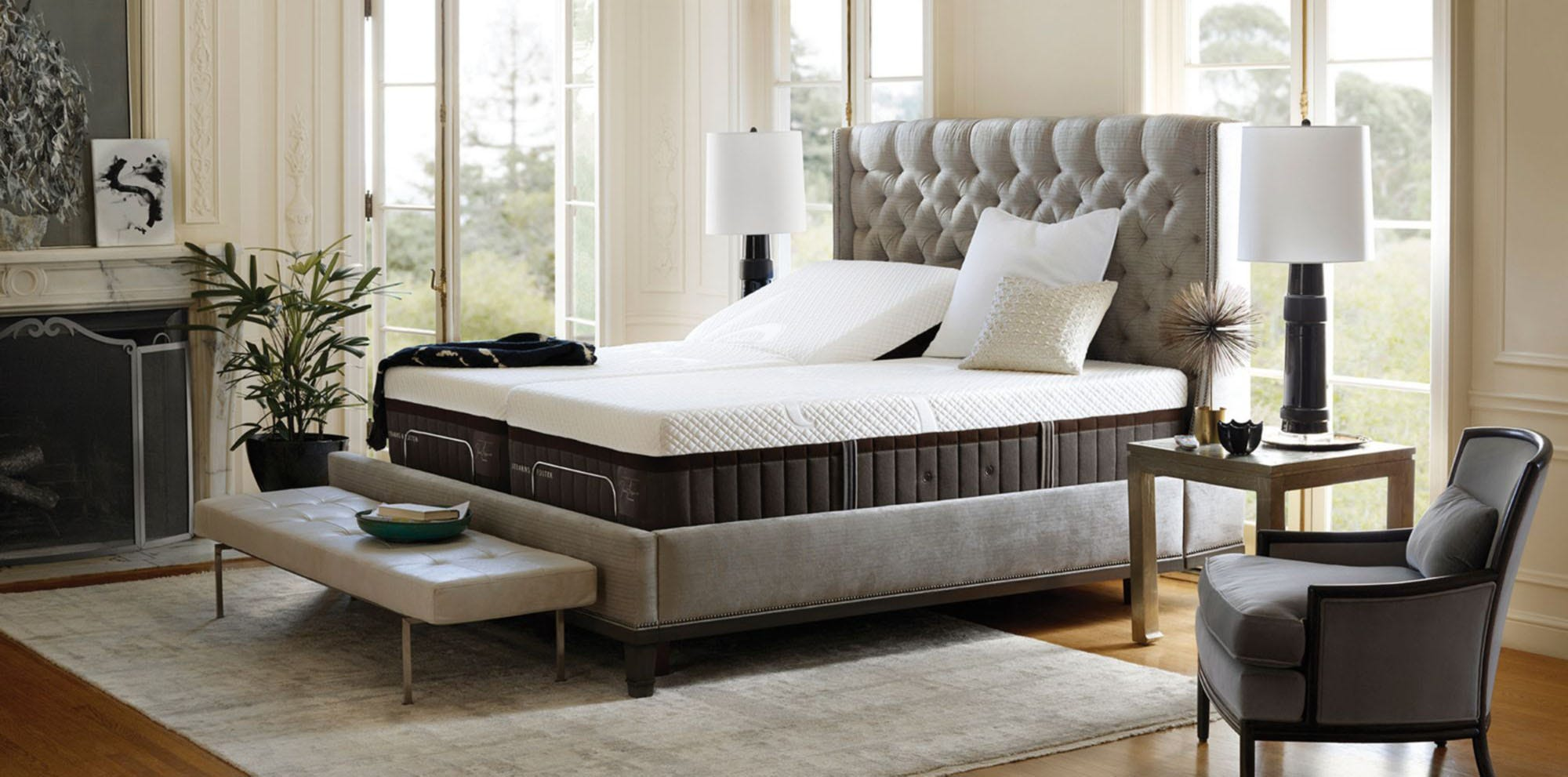 Stearns And Foster Reviews >> Stearns Foster Mattress Reviews