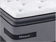 Sealy Pillow Top and Euro Top Mattresses