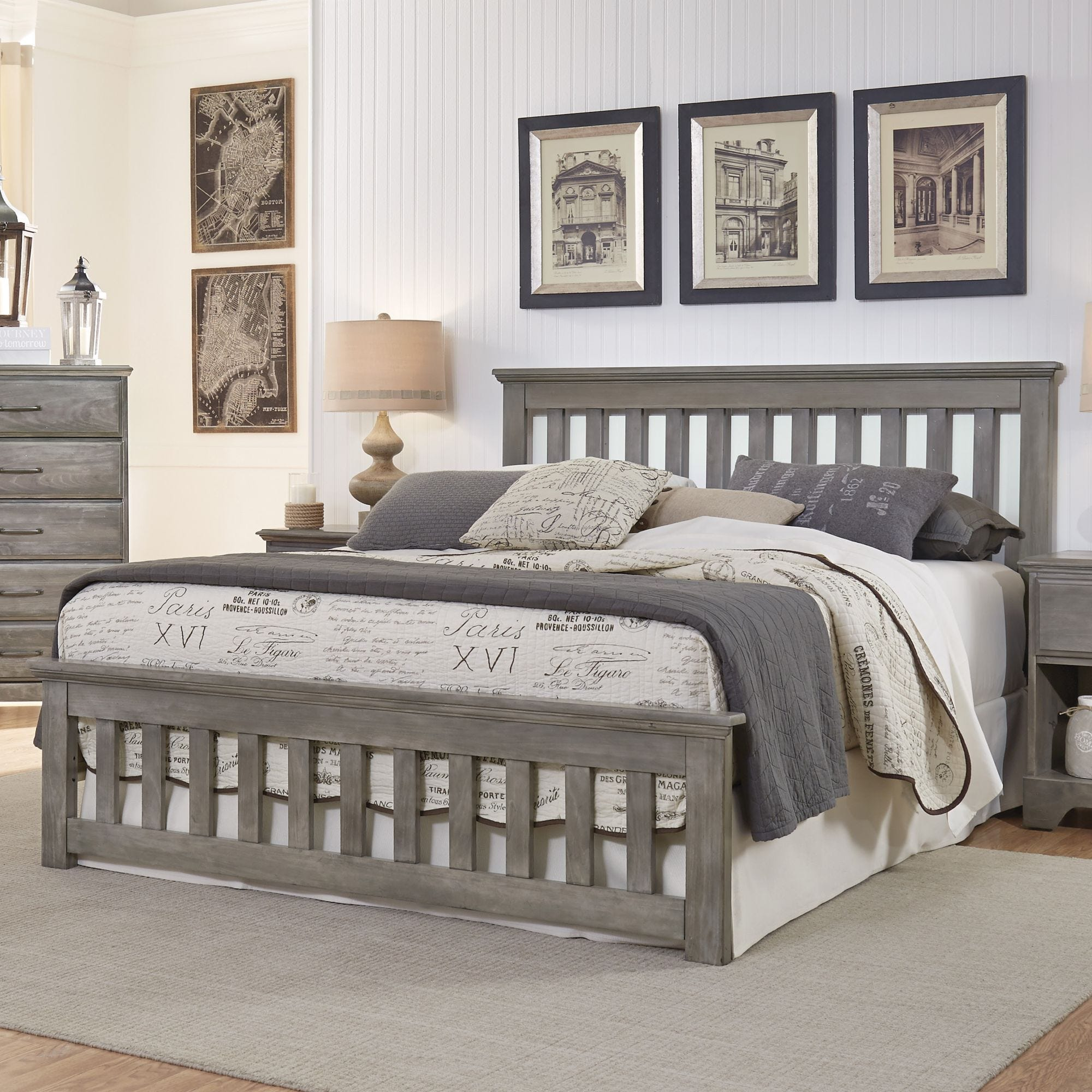 wood bed us mattress