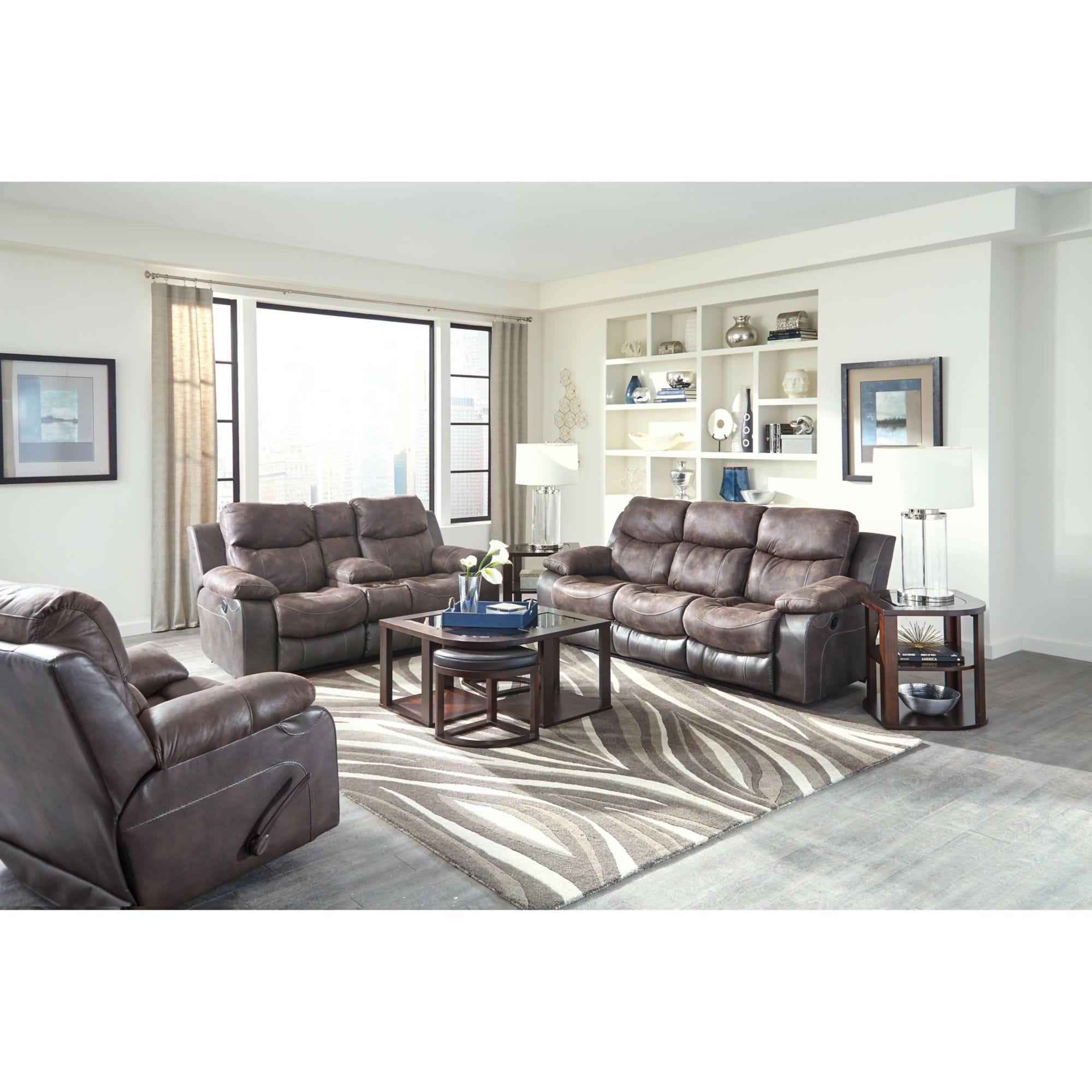 Swivel Recliner Chairs - US Mattress