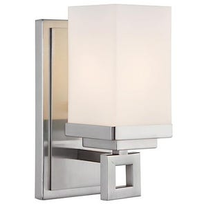 Clearance Golden Lighting Nelio 1-Light Wall Sconce OVFCR011810