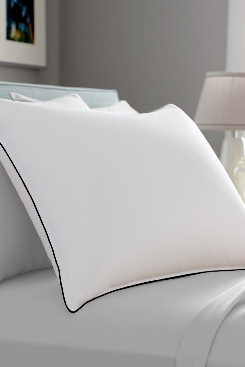 Standard, Firm NEW Pacific Coast Feather Restful Nights Down Surround Pillow