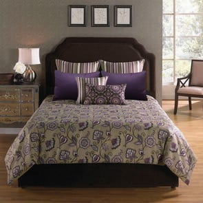 angelo:HOME Bloomfield Park 6 Piece Bedding Set