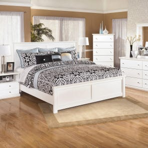 Signature Design by Ashley Bostwick Shoals 4 Piece King Bedroom Group