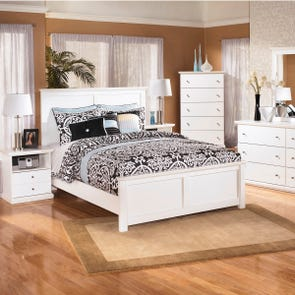Signature Design by Ashley Bostwick Shoals 4 Piece Queen Bedroom Group