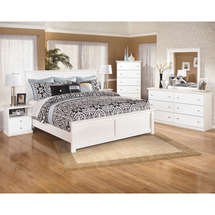 Signature Design by Ashley Bostwick Shoals 5 Piece King Bedroom ...