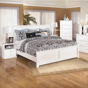 Signature Design by Ashley Bostwick Shoals 5 Piece King Bedroom Group