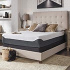 King Ashley Chime Elite 12 inch Memory Foam Firm Bed in a Box Mattress