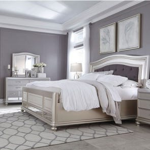 Signature Design by Ashley Coralayne 5 Piece King Bedroom Group