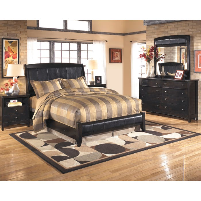 Signature Design by Ashley Harmony 4 Piece Queen Bedroom Group