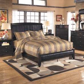 Signature Design by Ashley Harmony 5 Piece King Bedroom Group