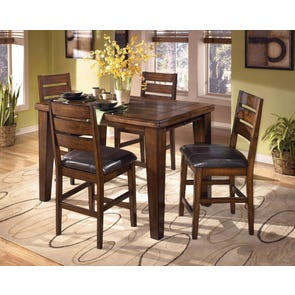 Signature Design by Ashley Lexington 5 Piece Pub Set