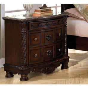 Signature Design by Ashley New Haven Nightstand Pair