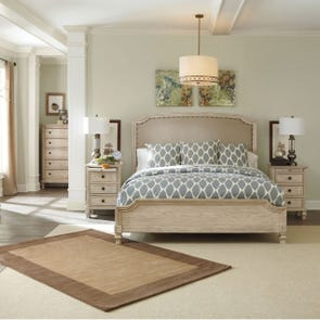 Signature Design by Ashley Pastoral Charm Demarlos 5 Piece Queen Bedroom Group