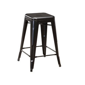 Signature Design by Ashley Pastoral Charm Pinnadel Stool Set of 4