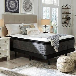 Queen Ashley Sierra Sleep Manhattan Design District 15 Inch Firm Pillow Top Bed in a Box
