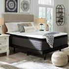 King Ashley Sierra Sleep Manhattan Design District 15 Inch Plush Pillow Top Bed in a Box