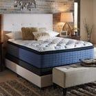 King Ashley Sierra Sleep Mt Dana Ltd 15.5 Inch Euro Top Bed in a Box