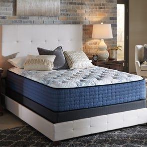 Queen Ashley Sierra Sleep Mt Dana Ltd Firm Bed in a Box Mattress