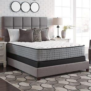 Queen Ashley Sierra Sleep Mt Rogers Ltd 13.5 Inch Firm Bed in a Box