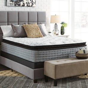 King Ashley Sierra Sleep Mt Rogers Ltd 16 Inch Pillow Top Bed in a Box