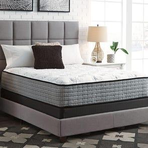 Queen Ashley Sierra Sleep Mt Rogers Ltd 14.5 Inch Plush Bed in a Box