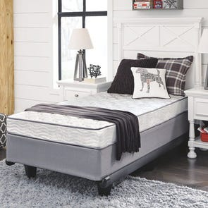 Full Ashley Sierra Sleep Sierra Firm Bed in a Box Mattress