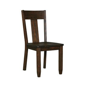 Signature Design by Ashley Timber and Tanning Trudell Dining Room Side Chair Set of 2