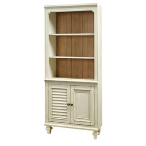 aspenhome Cottonwood E2 Door Bookcase