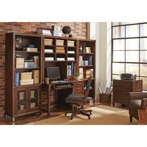 aspenhome Canfield 50 Inch Junior Desk Modular Wall