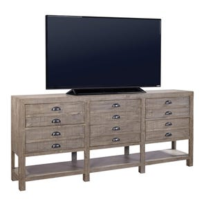 aspenhome Printworks 93 Inch Console in Oyster