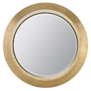 Bernhardt Jet Set Ringed Round Mirror