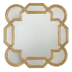 Bernhardt Salon Wood Framed Mirror