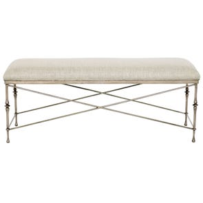 Bernhardt Sutton House Metal Bench 508