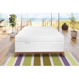 Queen Blu Sleep Nature Collection Vitality 12 Quot Firm Mattress
