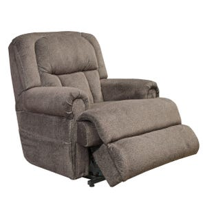 Catnapper Burns Power Lift Full Lay Flat Recliner with Dual Motor Comfort and Function in Earth