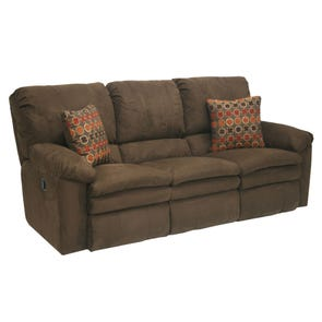 Catnapper Impulse Reclining Sofa in Godiva with Power Option