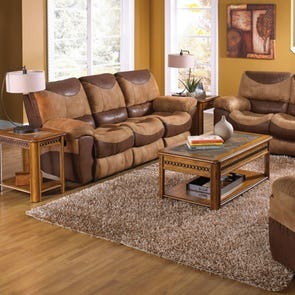 Catnapper Portman Reclining Sofa with Power Option