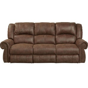 Catnapper Westin Power Reclining Sofa in Tanner