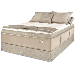 Cal King Chattam & Wells Franklin Euro Top 15 Inch Mattress