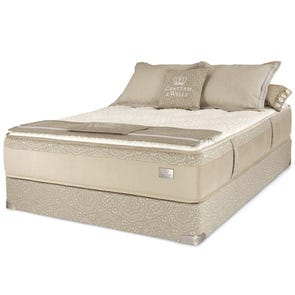 King Chattam & Wells Hamilton Luxury Plush 12 Inch Mattress